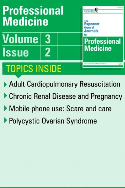 Professional Medicine Volume 3 issue 2